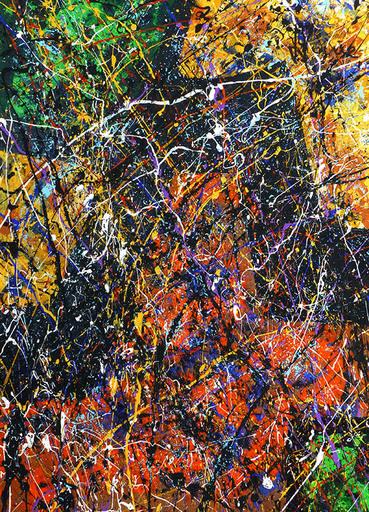 Jean-Jacques MARIE - Gemälde - Composition n°316