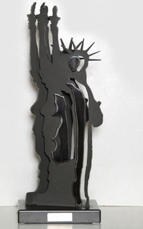 Fernandez ARMAN - Escultura - La Fantome Liberte