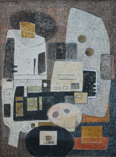 Zora STAACK - Painting - Composition