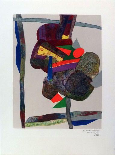 Maurice ESTEVE - Print-Multiple - Sirius
