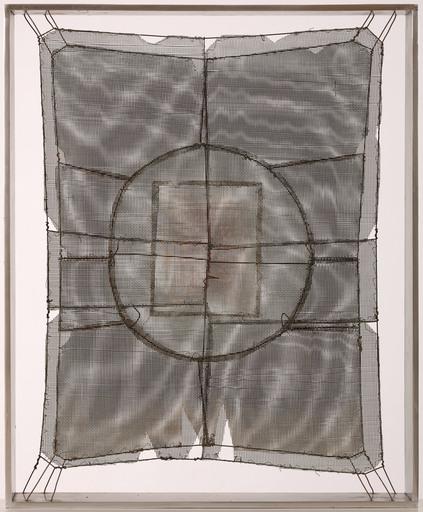 Manuel RIVERA - Painting - Espacio de luz no usada nº 2