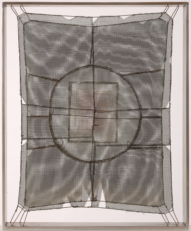 Manuel RIVERA - Pintura - Espacio de luz no usada nº 2