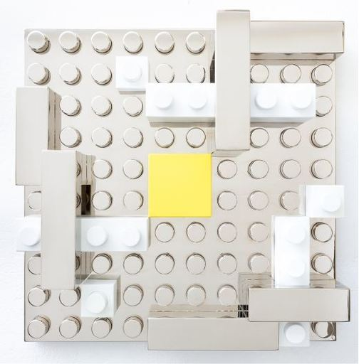 Matteo NEGRI - Sculpture-Volume - Lego