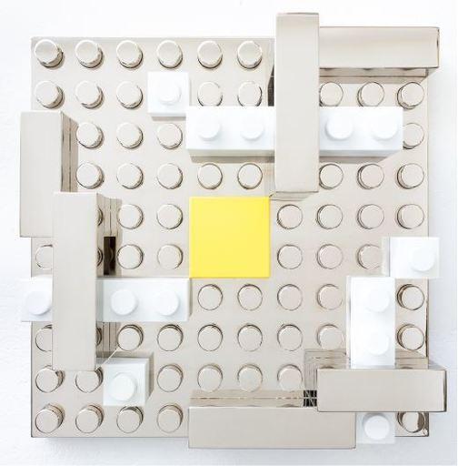 Matteo NEGRI - 雕塑 - Stralight form