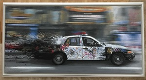 MR BRAINWASH - Estampe-Multiple - Metro Polisa