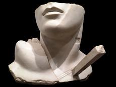 Igor MITORAJ - Sculpture-Volume - Eroi di luce