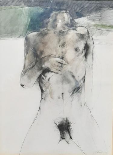 Luis CABALLERO - Dibujo Acuarela