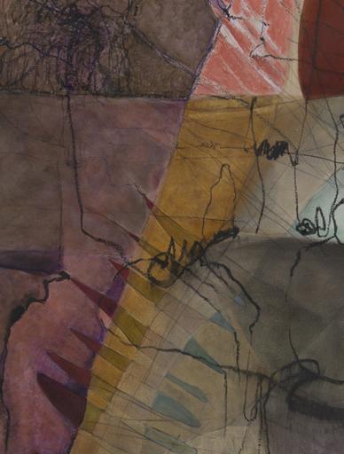 Célia EID - Peinture - Vertébral
