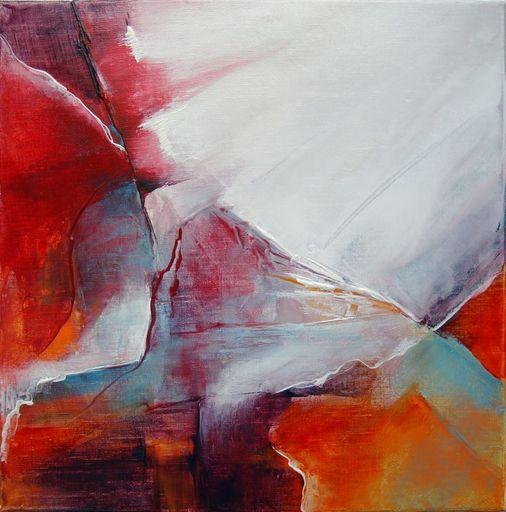 Françoise DUGOURD CAPUT - Painting - FUEGO