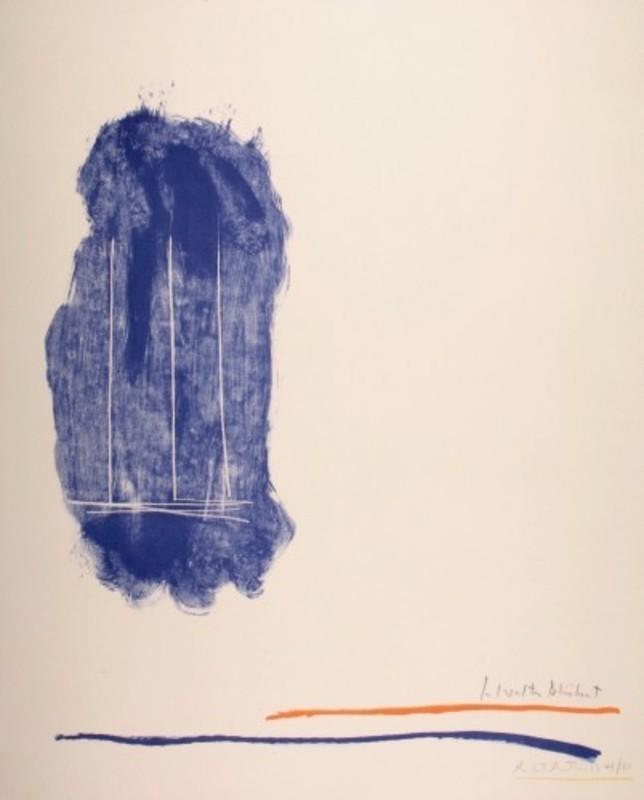 Robert MOTHERWELL - Print-Multiple - Lines for St. Gallen