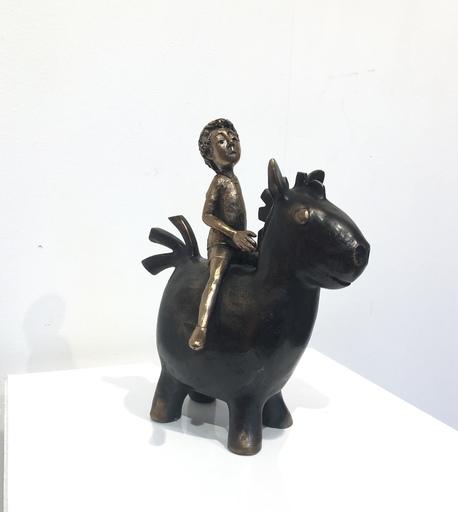 Chantal DE BLOCK - Sculpture-Volume - Roméo