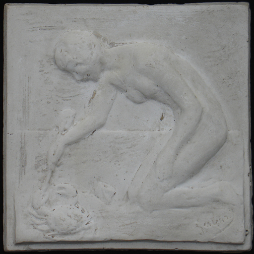 "Ernest GABARD - Escultura - ""Triptyque"""