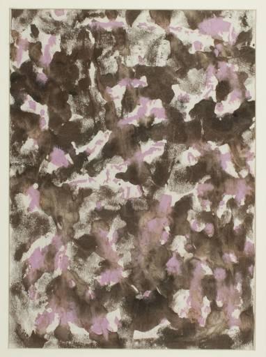 Mark TOBEY - Pittura - Senza titolo