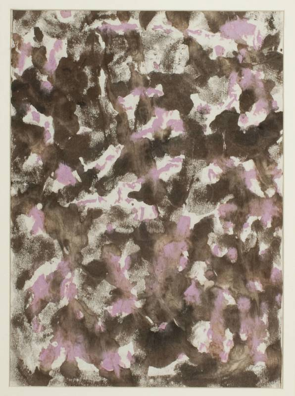 Mark TOBEY - Painting - Senza titolo