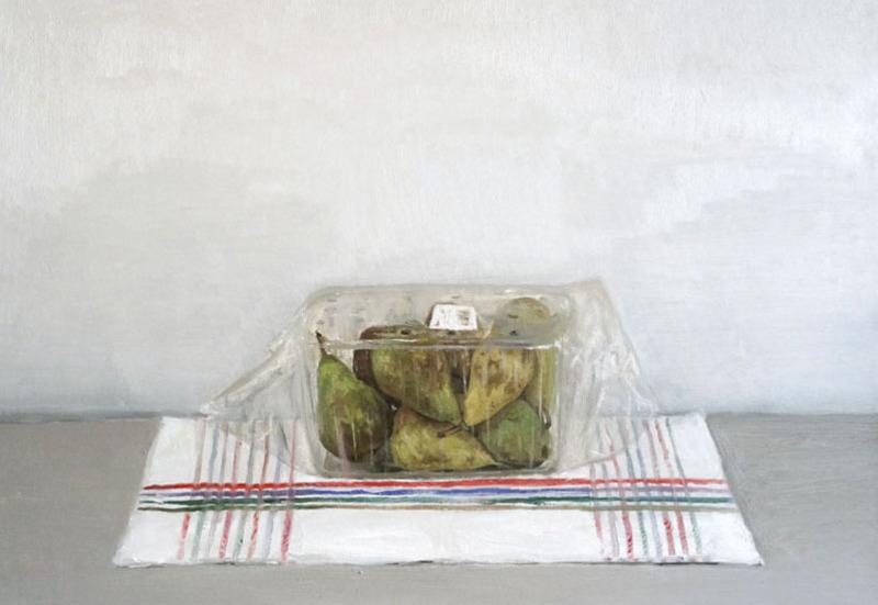 Pepe BAENA - Pintura - Peras