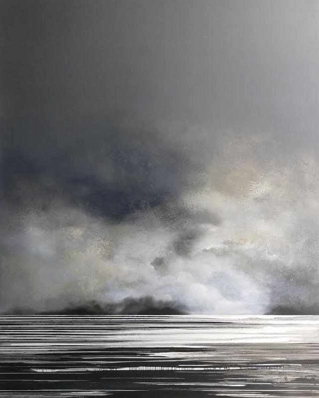 Paul BERGIGNAT - Painting - Sans titre