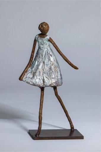 Sylvie DERELY - Escultura - La révérence