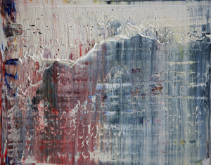 Harry James MOODY - Pittura - abstract grey zone No.431