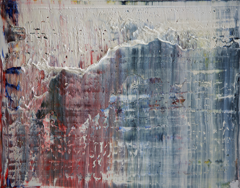 Harry James MOODY - Peinture - abstract grey zone No.431