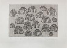 Yayoi KUSAMA - Print-Multiple - Pumpkin Army