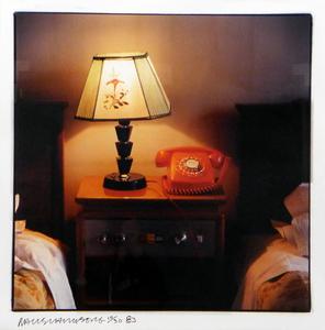 Robert RAUSCHENBERG - Photo - Hotel Room