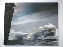 Nasr-Eddine BEN NACER - Painting - Etat d'esprit