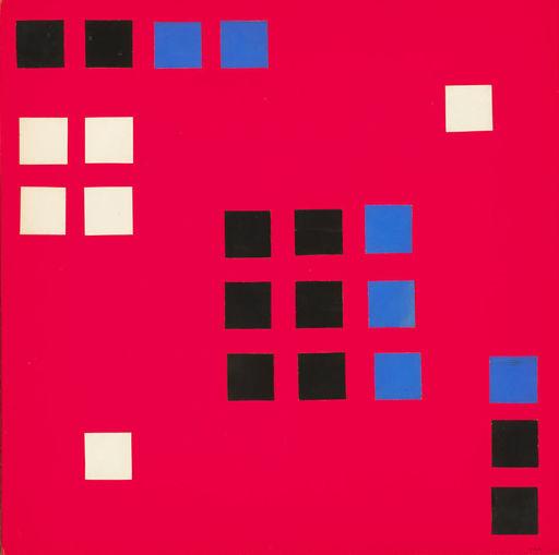 Paul VAN HOEYDONCK - Pintura - Compositie 58