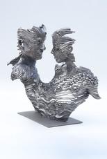 Gil BRUVEL - Sculpture-Volume - Never Ending