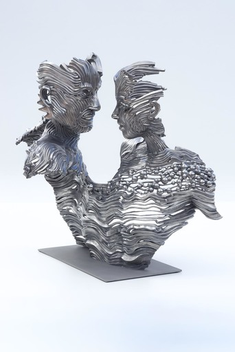 Gil BRUVEL - Sculpture-Volume - Never Ending