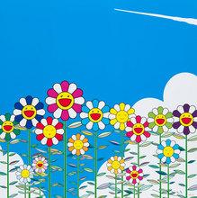 Takashi MURAKAMI (1962) - Flower No. 1