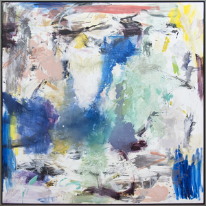 Scott PATTINSON - Pittura - Ouvert No 41