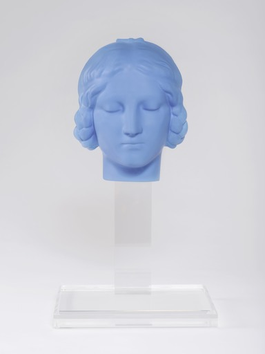 René MAGRITTE - Escultura - Tête