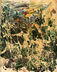 Anatolij Timofeevic ZVEREV - Painting - Nikolina Gora