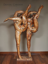 Manolo VALDÉS - Sculpture-Volume - Dancers
