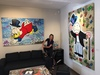 Alec MONOPOLY - Painting - Monopoly's Greetings