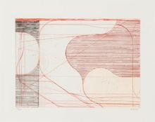 Richard DIEBENKORN - Print-Multiple - Construct (Drypoint)