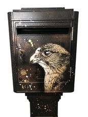 C215 - Peinture - mailbox