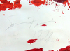 Sam FRANCIS - Pittura - Untitled SF79-011 (Acrylic Collage)