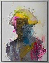 Jean-Luc CURABET - Painting - De l'importance de l'esthétique dans les réseaux sociaux