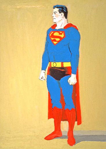 Mel RAMOS - Estampe-Multiple - Superman
