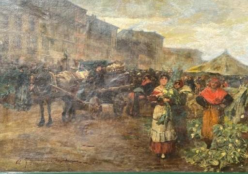 Adolfo A. Ferraguti VISCONTI - Pintura