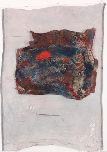 Yasuo SUMI - Pittura - Untitled