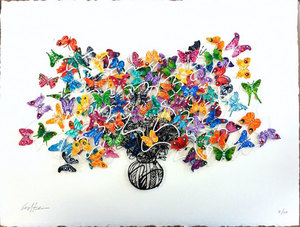 David GERSTEIN - Dibujo Acuarela - Symbiosys