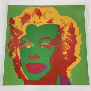 Andy WARHOL - Print-Multiple - Marilyn Monroe (Marilyn) F&S II.25