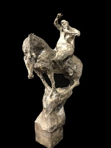 Val CARR-ORTOLAN - Sculpture-Volume - Sancho Panza