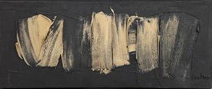 Adolf LUTHER - Gemälde - Materie #1