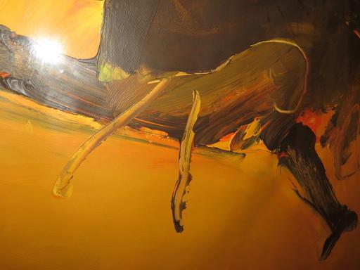 Narcís SERINYÀ - Peinture - Abstrait