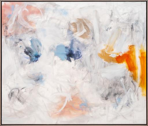 Scott PATTINSON - Painting - Pause Hesitation