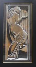 Ivan MESTROVIC - Pintura - Lady with Harp