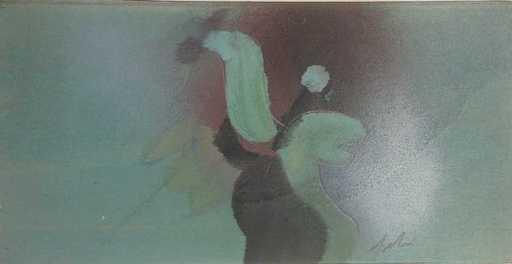 Sergio DANGELO - Pittura - Angeli